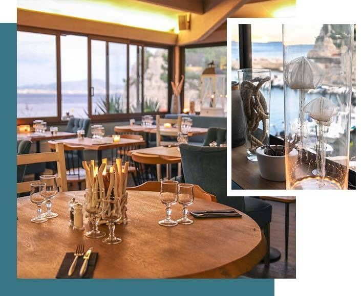 La Pergola - Restaurant Niolon