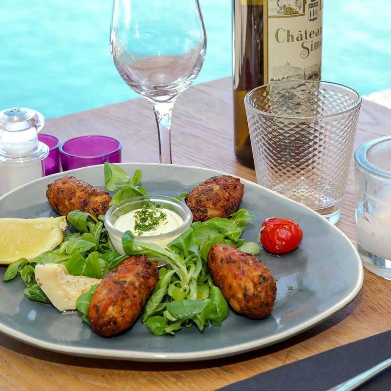 La Carte - La Pergola - Restaurant Calanque de Niolon